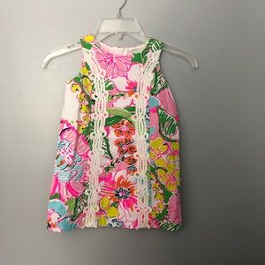 Lilly Pulitzer for Target nosey poise 4T dress